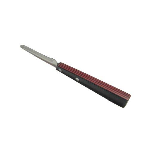 Güde Universalmesser schwarz/rot Küchenmesser, kunststoff, Mehrfarbig, One Size