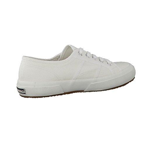 Superga COTU CLASSIC Unisex Sneaker, Weiß - 7