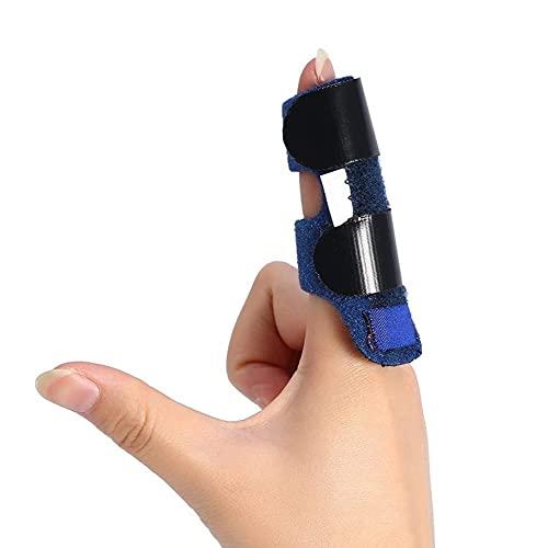 Doact Fingerschiene, Trigger Finger Schiene Für Mittelfinger, Zeigefinger, Ringfinger, Rechts und Links
