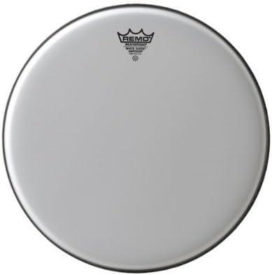 Remo BA0812-WS White Suede Max 68% OFF Choice Ambassador - Drum 12-Inch Head