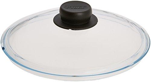 Pyrex 4937232 - Tapa (cristal transparente, 24 cm
