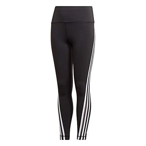 adidas GM8381 G BT3S Tight Leggings Girls Black/White 7-8A