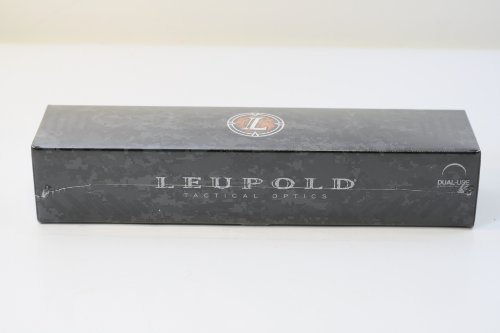 Leupold Mark 4 4.5-14x40 mm PR Long Range Scope Matte Finish, MIL DOT