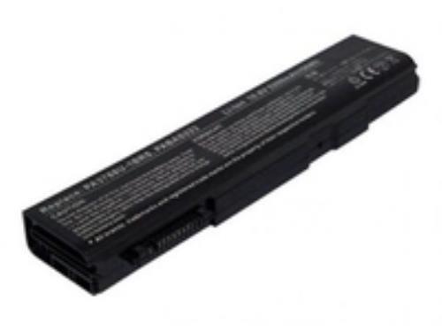 Microbattery MBI2167–6cell Li-Ion 10.8V 5.2Ah 56Wh–Batteria per PC portatile Toshiba–nero–garanzia: anno