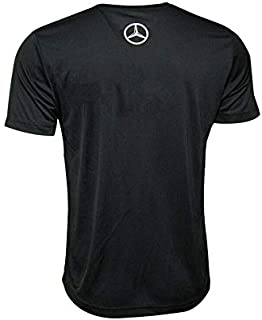 Mercedes Benz Genuine Men's Stadium G-Wagon t-Shirt (Black) (2X-Large)