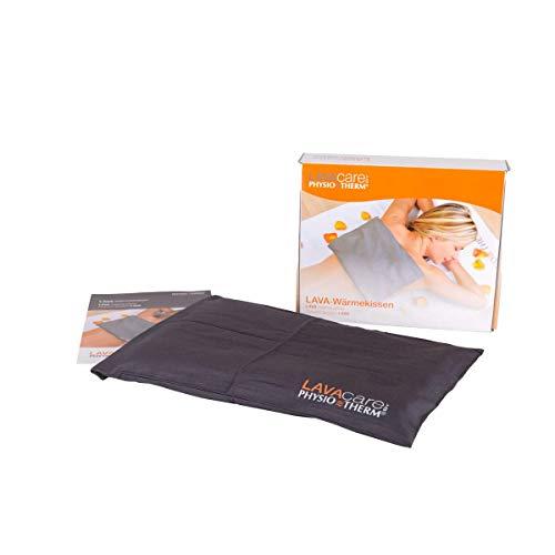 Physiotherm LAVA-Wärmekissen • Wärmekissen mit Lavasand zur Entspannung • Auch als Kühl-Kissen geeignet • Bezug aus Baumwollstoff