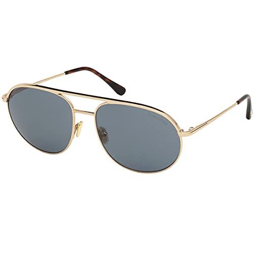 Tom Ford Hombre gafas de sol Gio FT0772, 28V, 61