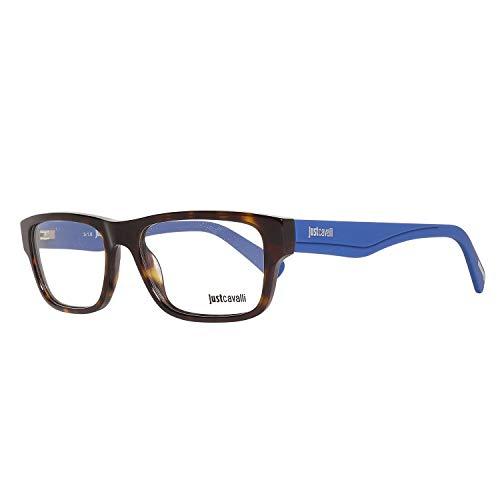 Just Cavalli Optical Frame Jc0761 052 52 Montature, Marrone (Brown), 52.0 Unisex-Adulto