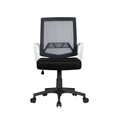 Silla de oficina, silla de malla, transpirable, silla de juegos, escritorio de ordenador, silla de oficina - -