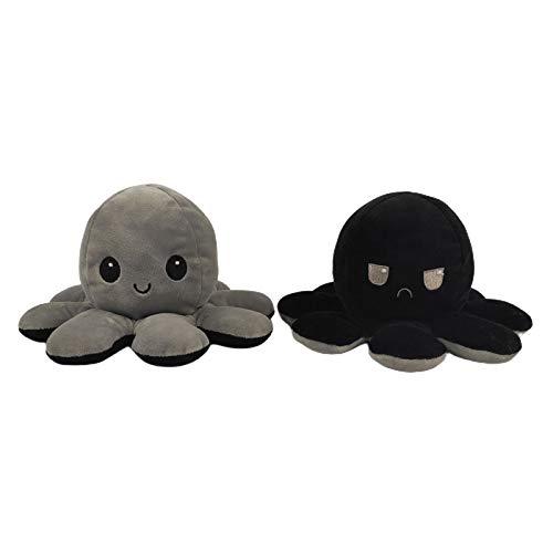 Fanmu Oktopus Plüschtier wendbares
