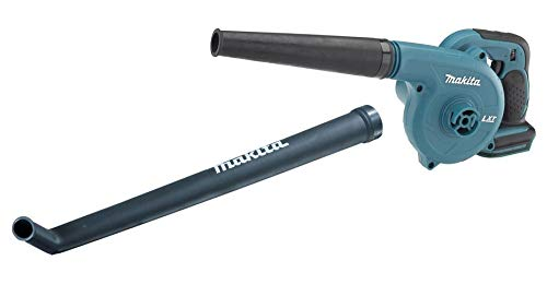 Photo of Makita DUB182Z 18v Cordless Garden Leaf Blower Lithium-Ion Bare Unit + Nozzle