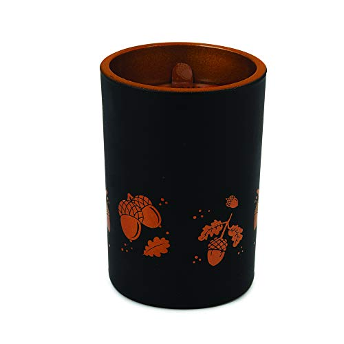 Root Candles Autumn Noir Beeswax Blend Scented Candle, 6-Ounce, Harvest