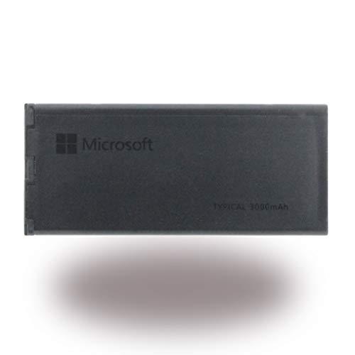 Microsoft Batteria Originale BV-T5E per Lumia 950, 3,85 V, 3000mAh, Batteria di Ricambio Originale (Confezione Non da Vendita al Dettaglio), Non Compatibile con Lumia 950 XL