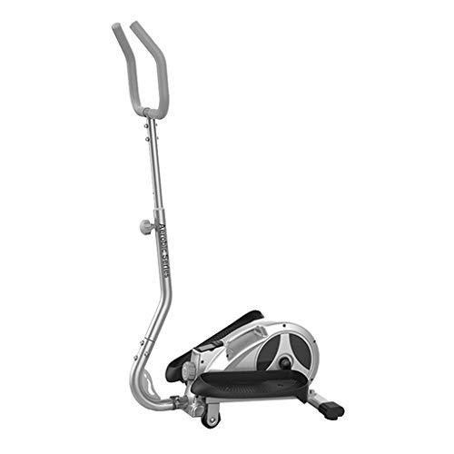 Vélos elliptiques Bicicleta Estática Mini Máquina Elíptica Equipo De Fitness para Pies Paso A Paso para El Hogar Equipo De Fitness Multifuncional para Interiores