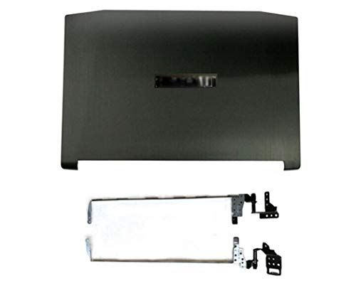 Replacement for Acer Nitro 5 AN515-41 AN515-42 AN515-51 AN515-53 LCD Back Top Cover & Hinges
