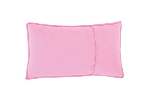 Zoeppritz Soft-Fleece-Decke 160 x 200 cm 325 blassrot