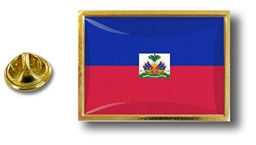 Akacha pin flaggenpin flaggen Button pins anstecker Anstecknadel sammler Haiti