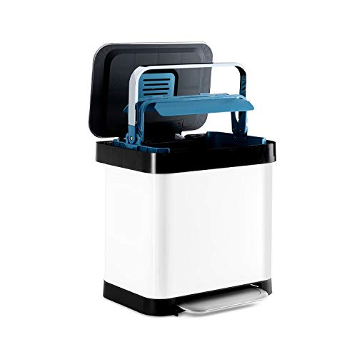 Klarstein Trash Inn – cubo de basura, filtro para olores,
