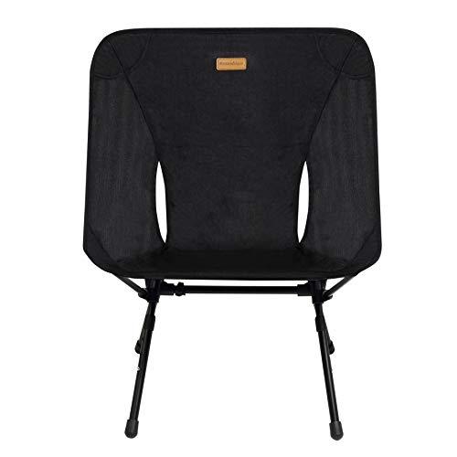 Mozambique(モザンビーク) アウトドア チェア キャンプ 椅子 折りたたみ 収納袋 コンパクト 軽量 アルミ オックスフォード 高さ調節 耐荷重135kg 【高さ調節可能でワイドなアウトドアチェア】