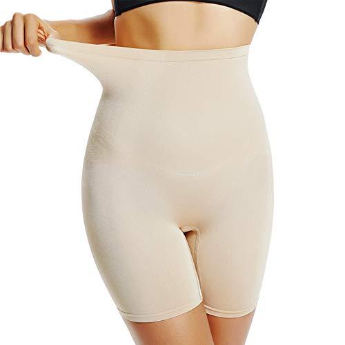 JOYSHAPER High Waist Slip Shorts for Under Dresses Thigh Slimmer Shapewear Shorts Tummy Control Body Shaper Women