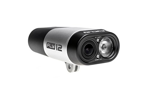CYCLIQ Fly12 - Cámara Full HD y luz Delantera para Biciclet
