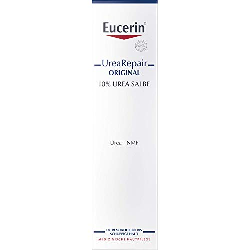 Eucerin UreaRepair Original 10% Urea Salbe, 100 ml Salbe