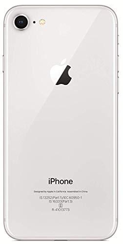 Apple iPhone 8 64GB Silver (Generalüberholt)