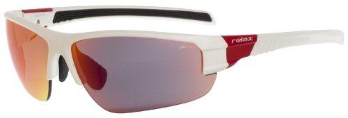 RELAX Damen Herren Sportbrille Sonnenbrille Fahrradbrille R5381A
