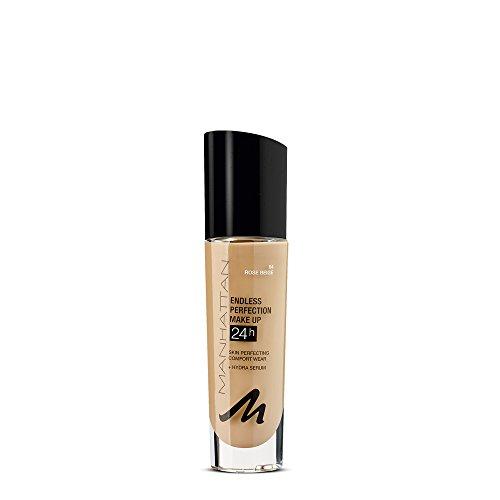 Manhattan Manhattan endless perfection make-up langanhaltende flüssig foundation mit hoher deckkraft farbe natural bronze 68 1 x 30ml