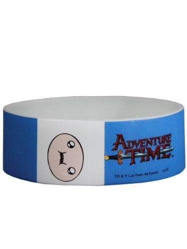 Adventure Time Finn Bracelet en Caoutchouc