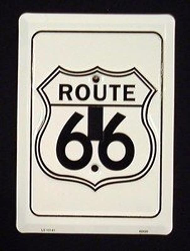 Smart Blonde Route 66 Light Switch Covers Single Plates LS10141
