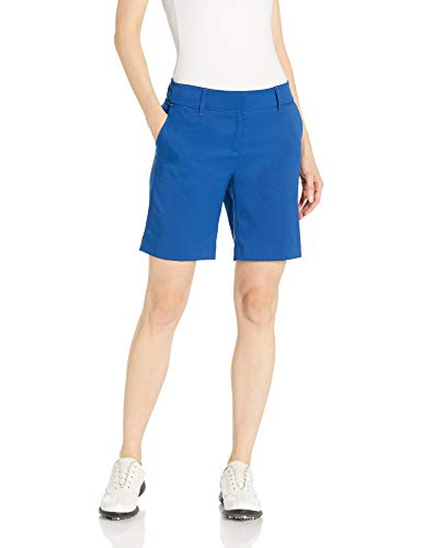 Cutter & Buck Women's Moisture Wicking, UPF 50+, Sage Short with Pockets, Nova, 2
