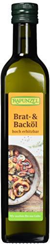 RAPUNZEL Brat- und Backöl, 1er Pack (1 x 0,50l) - Bio