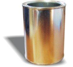 3 Stück Ersatzbrenndose für Bio-Kamine für Brenngel oder Bioethanol 0,5 Liter
