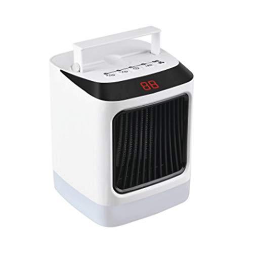 XXT verwarming 800W / 1000W mini-tafel PTC keramiek verwarming temperatuurregeling geluidsarm bedrijf kantoor (energiezuinig)