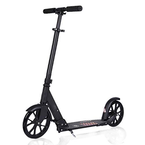 Skateboards JXYH Metallmaterial Kinderauto Fahrbares Auto Reisen Aluminiumlegierung Fahrrad Schwarz Jugendlich Jungen Und Mädchen Allgemein 6-8-12 Jahre Alt Roller