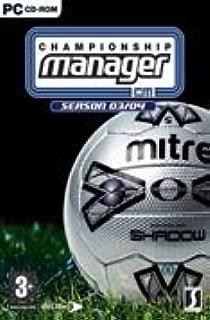 Championship Manager 4 (Irish) - PC