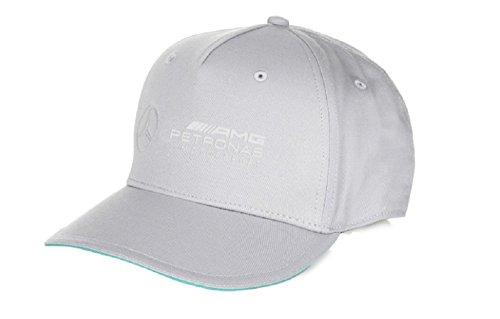 Mercedes AMG Logo Cap, grey