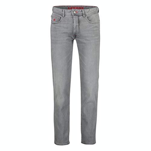 LERROS Herren Jeans 5 Pocket 2009322 Soft Grey 32-30