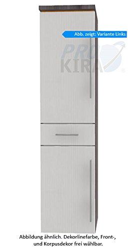 PURIS Cool Line armadio alto (hna054a5ml/R) Mobile da bagno, 40cm