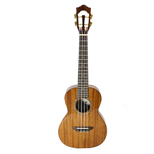 North King - Guitarra acústica para Principiantes (33 Pulgadas) Peach Blossom Full Single Light Classic Ukulele Junior Guitarra