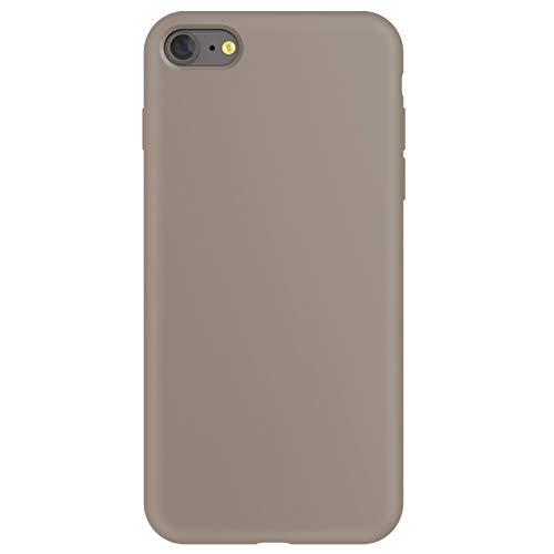 ZhinkArts Silikon Handyhülle kompatibel mit Apple iPhone SE (2020) / iPhone 7/8-4,7