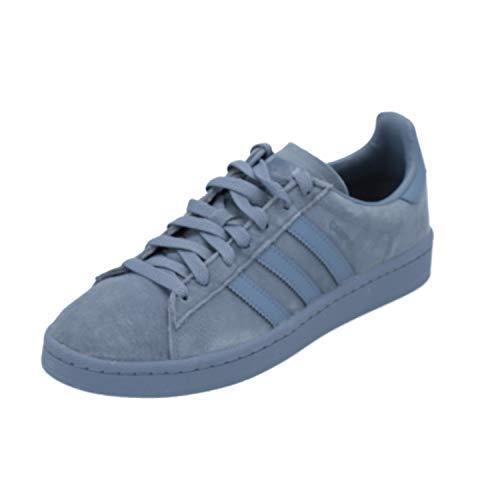 adidas Campus, Boy's Fitness Shoes, Grey (acenat/acenat/ftwbla), 3.5 UK (36 EU)