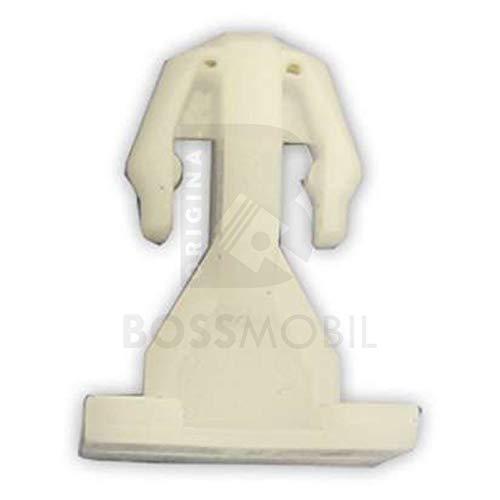 Original BOSSMOBIL kompatibel mit SCHWELLERLEISTEN BEFESTIGUNGSCLIPS KLAMMER HALTER 0029883781 UNIVERSAL #NEU# 11, X 14 X 8,5 mm Menge: 5 Stück