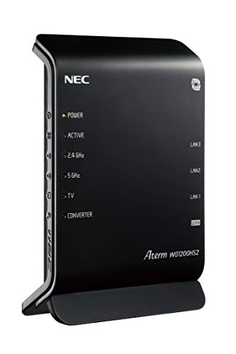 NEC Aterm WG1200HS2 PA-WG1200HS2