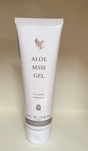 1 Aloe MSM-Gel 118ml (145g)- Forever Living – FLP-Original