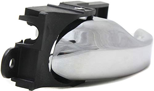Interior Door Handle compatible with F-250 99-99// F-150 00-08 Front RH Inside All Chrome Crew//Extended Cab