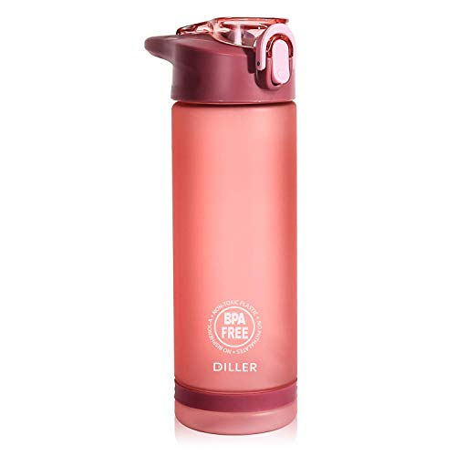 QSs-Ⓡ Fruit Infuser 850ml BPA vrij, Licht, Anti-lek | Herbruikbare bidon Sport School Universiteit Fitness Fiets Kamperen Wandelen - Kind Volwassene | Waterfles