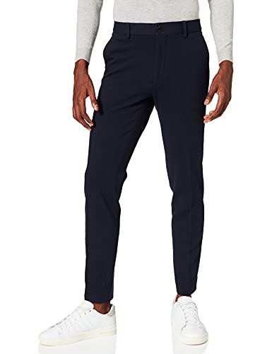 Scotch & Soda Herren MOTT-Chino Slim Fit-Knitted Hose, Combo A 0217, 34W / 30L