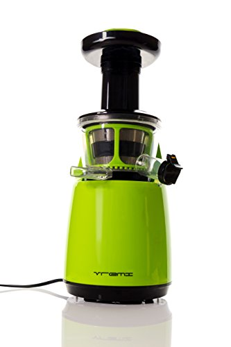 VREMI Slow Juicer (GREEN) – Live Clean & Green with...